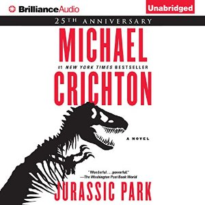 Jurassic Park By Michael Crichton AudioBook Free Download