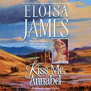 Kiss Me, Annabel By Eloisa James AudioBook Free Download