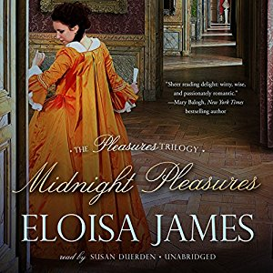 Midnight Pleasures By Eloisa James AudioBook Free Download