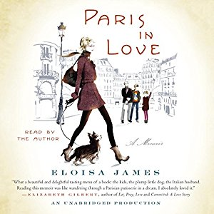 Paris in Love By Eloisa James AudioBook Free Download