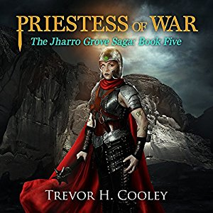 Priestess of War By Trevor H. Cooley AudioBook Free Download