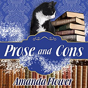 Prose and Cons By Amanda Flower AudioBook Free Download