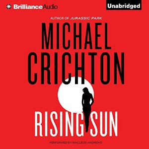 Rising Sun By Michael Crichton AudioBook Download