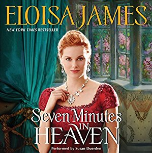 Seven Minutes in Heaven By Eloisa James AudioBook Free Download