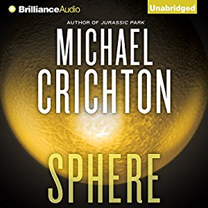 Sphere By Michael Crichton AudioBook Download