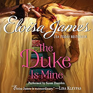 The Duke Is Mine By Eloisa James AudioBook Free Download