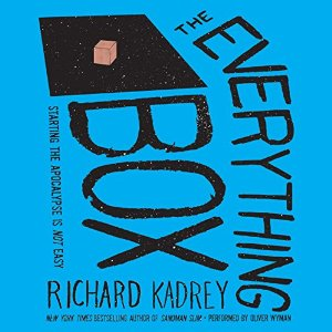 The Everything Box By Richard Kadrey AudioBook Free Download