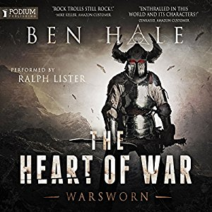 The Heart of War By Ben Hale AudioBook Free Download