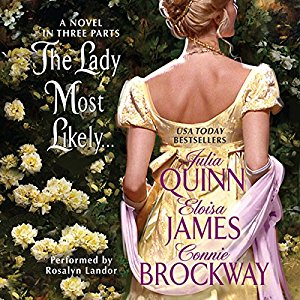 The Lady Most Likely By Eloisa James AudioBook Free Download