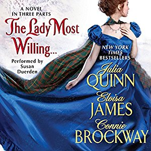 The Lady Most Willing By Eloisa James AudioBook Free Download