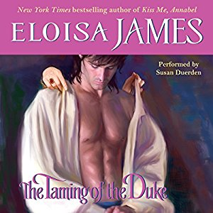 The Taming of the Duke By Eloisa James AudioBook Free Download