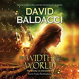 The Width of the World By David Baldacci AudioBook Free Download