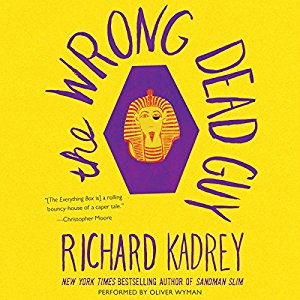 The Everything Box | Richard Kadrey | AudioBook Free Download