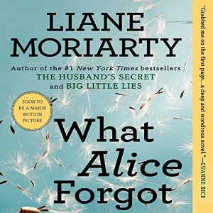 What Alice Forgot By Liane Moriarty AudioBook Free Download