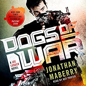 Dogs of War By Jonathan Maberry AudioBook Download