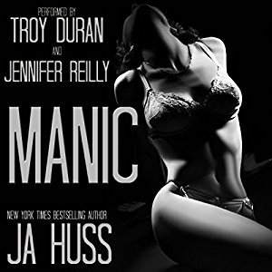 Manic By J. A. Huss AudioBook Download
