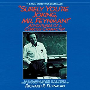Surely You're Joking, Mr. Feynman! By Richard P. Feynman AudioBook Free Download