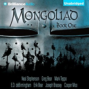 The Mongoliad By Neal Stephenson AudioBook Free Download