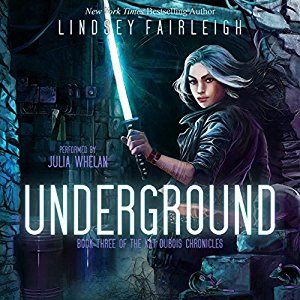Underground By Lindsey Fairleigh AudioBook Free Download