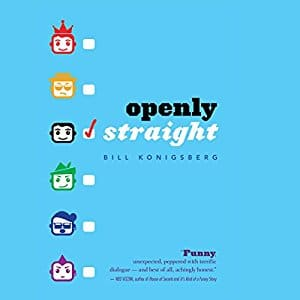 Openly Straight By Bill Konigsberg AudioBook Free Download