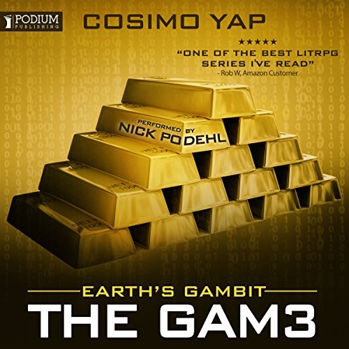Earth's Gambit By Cosimo Yap AudioBook Download