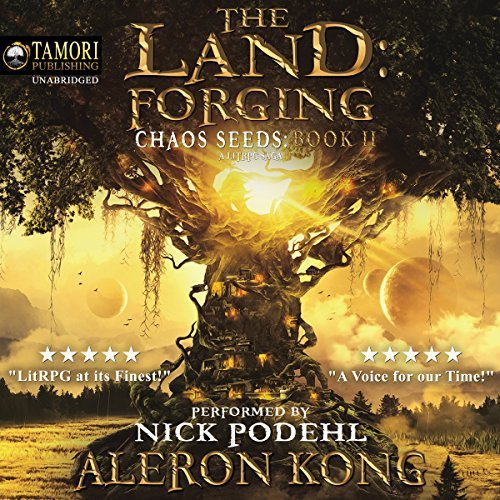 The Land Forging By Aleron Kong AudioBook Free Download