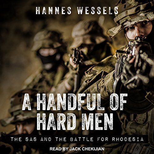 A Handful of Hard Men By Hannes Wessels AudioBook Download