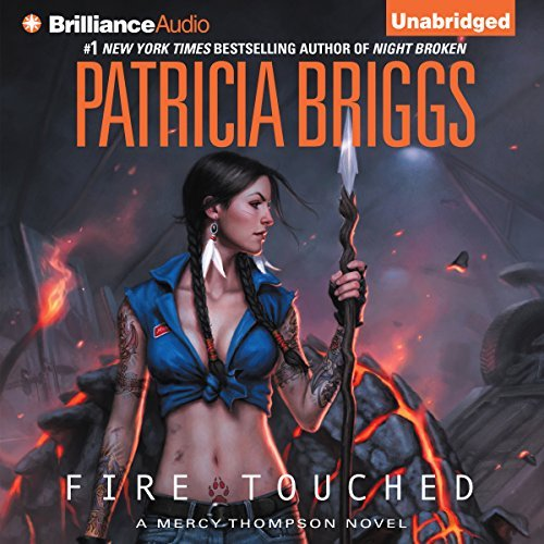 Fire Touched By Patricia Briggs AudioBook Download