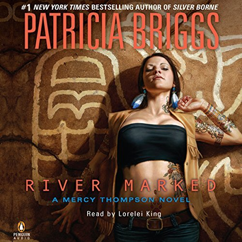 River Marked By Patricia Briggs AudioBook Download