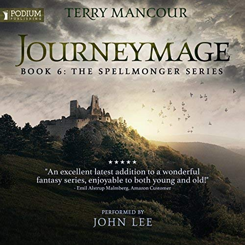 Journeymage By Terry Mancour