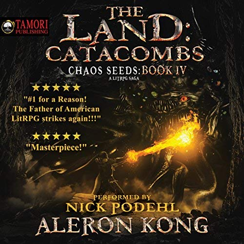 The Land Catacombs By Aleron Kong