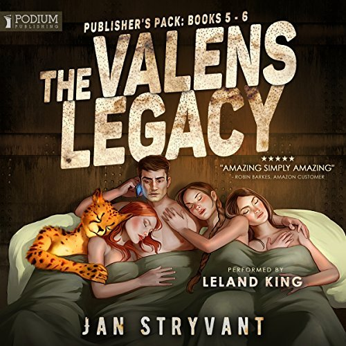 The Valens Legacy Publisher's Pack 3 By Jan Stryvant