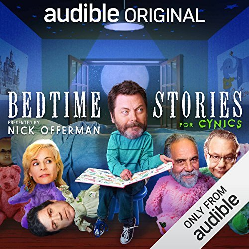 Bedtime Stories for Cynics | Nick Offerman, Audible Comedy