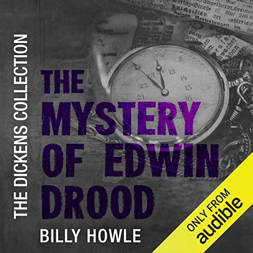 The Mystery of Edwin Drood By Charles Dickens, Lucinda Hawksley