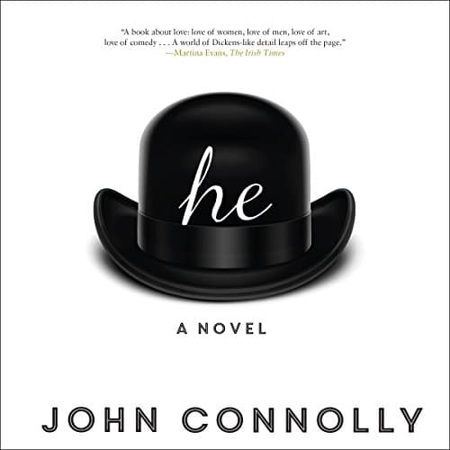 He By John Connolly