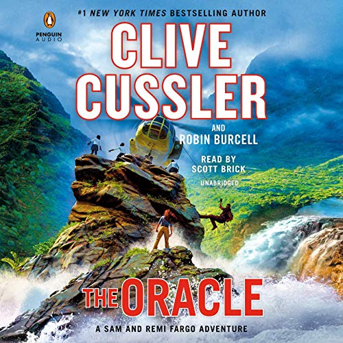 The Oracle By Clive Cussler, Robin Burcell