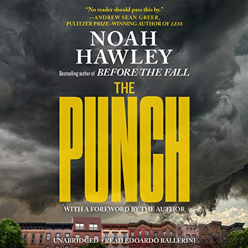 The Punch By Noah Hawley