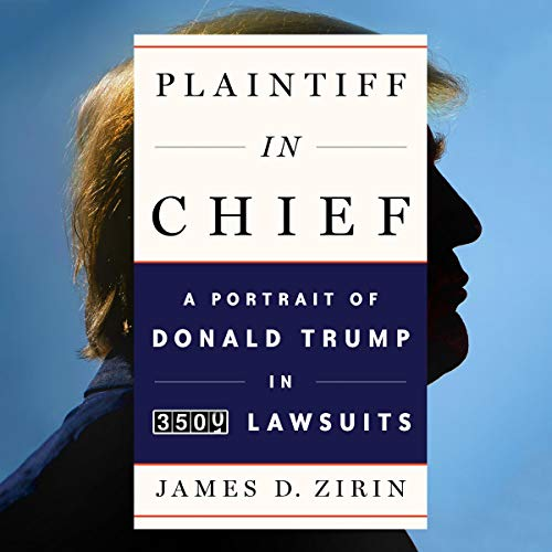 Plaintiff in Chief By James D. Zirin
