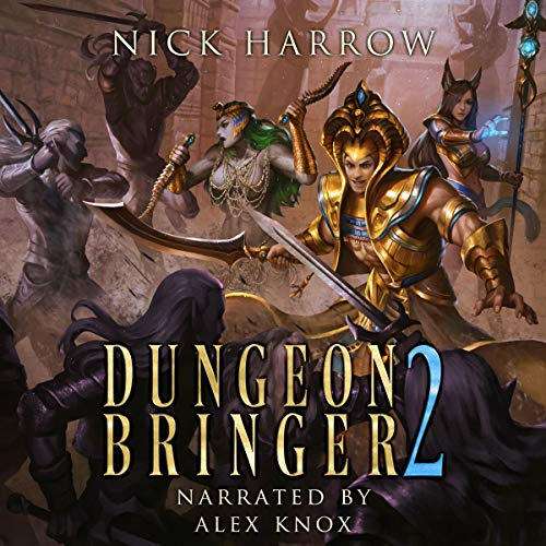 Dungeon Bringer 2 By Nick Harrow