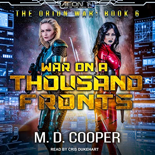 War on a Thousand Fronts By M. D. Cooper