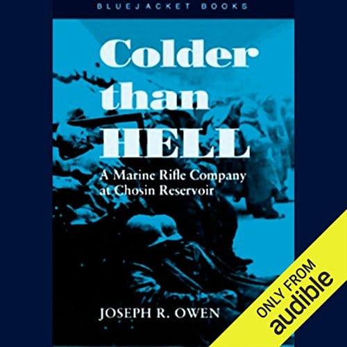 Colder than Hell By Joseph R. Owen
