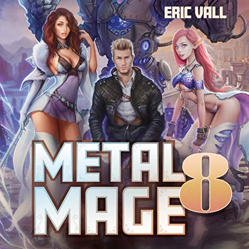 Metal Mage 8 By Eric Vall