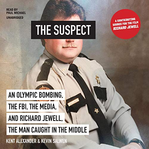 The Suspect By Kent Alexander, Kevin Salwen