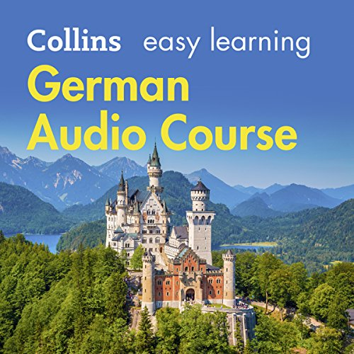 German Easy Learning Audio Course By Rosi McNab
