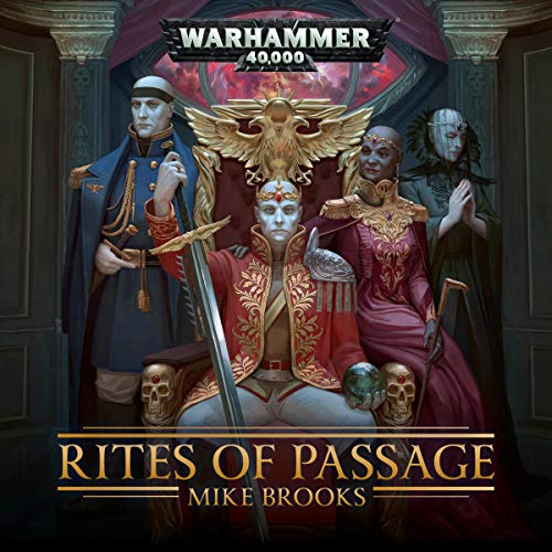 Rites of Passage By Mike Brooks