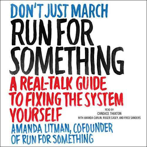 Run for Something By Amanda Litman