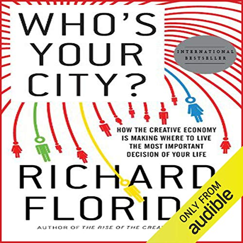 Who's Your City By Richard Florida