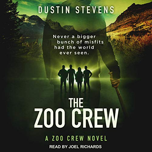 The Zoo Crew By Dustin Stevens
