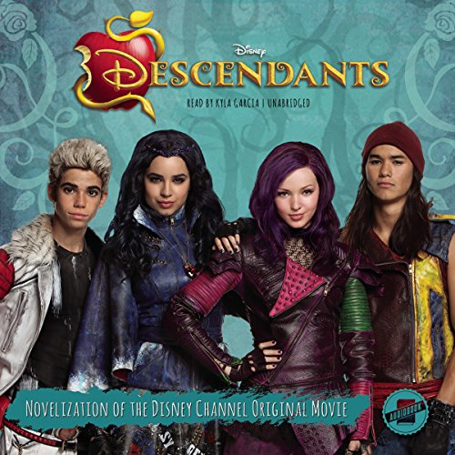 Descendants By Disney Press