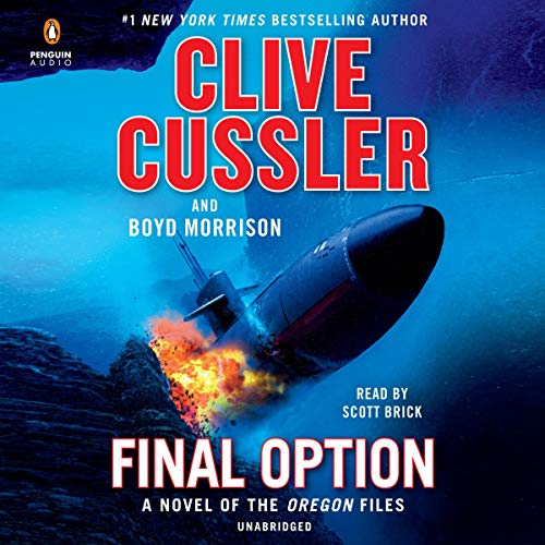 Final Option By Clive Cussler, Boyd Morrison